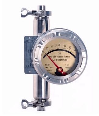 Sanitary Metal Rotameter