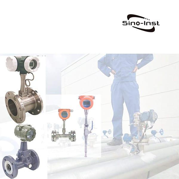 Digital Propane Flow Meters