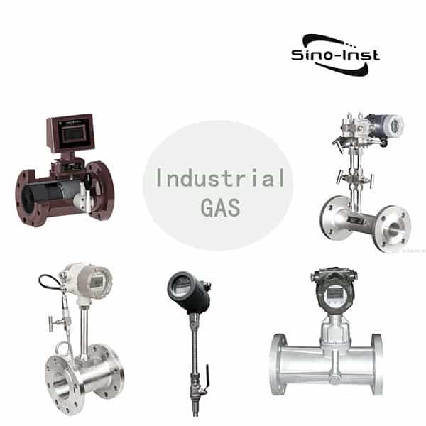 Digital gas flow meters for Sale