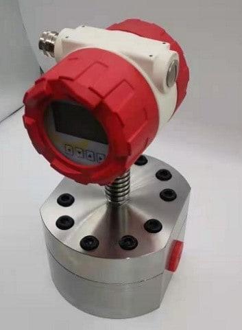 Gear-flow-transmitter