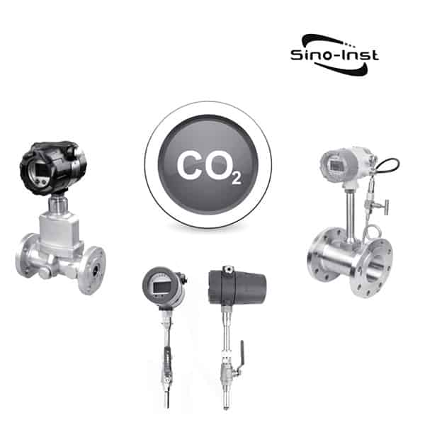 Industrial CO2 flow meters Solutions