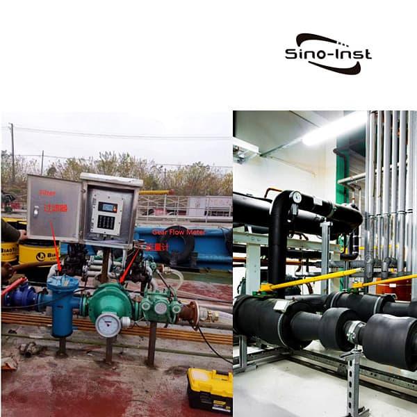 Industrial Fuel Flow Meters