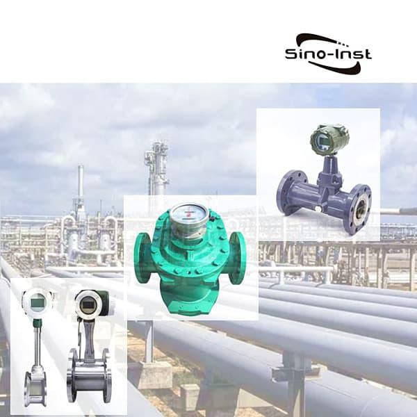 LPG flow meters