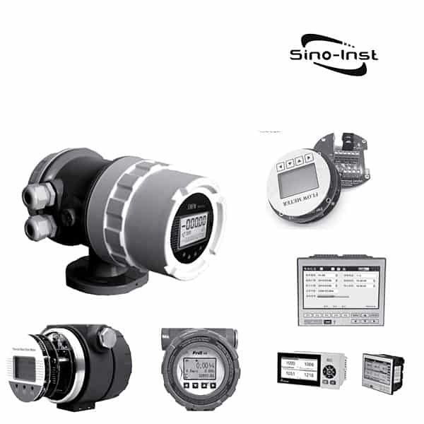 Totalizer flow meters