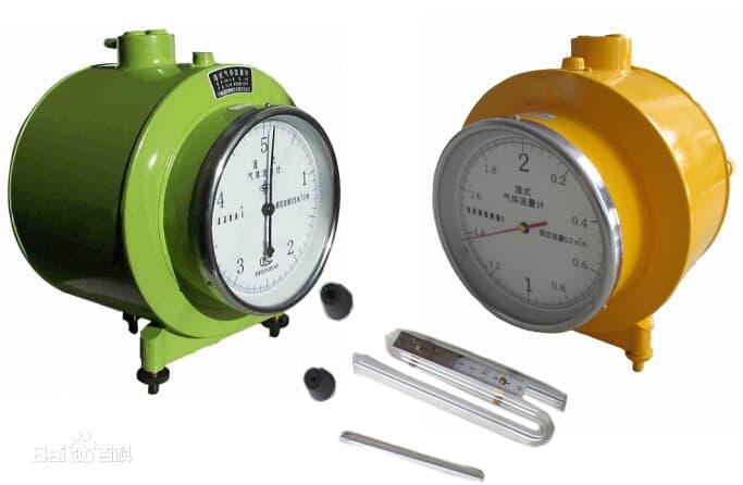 wet gas meter