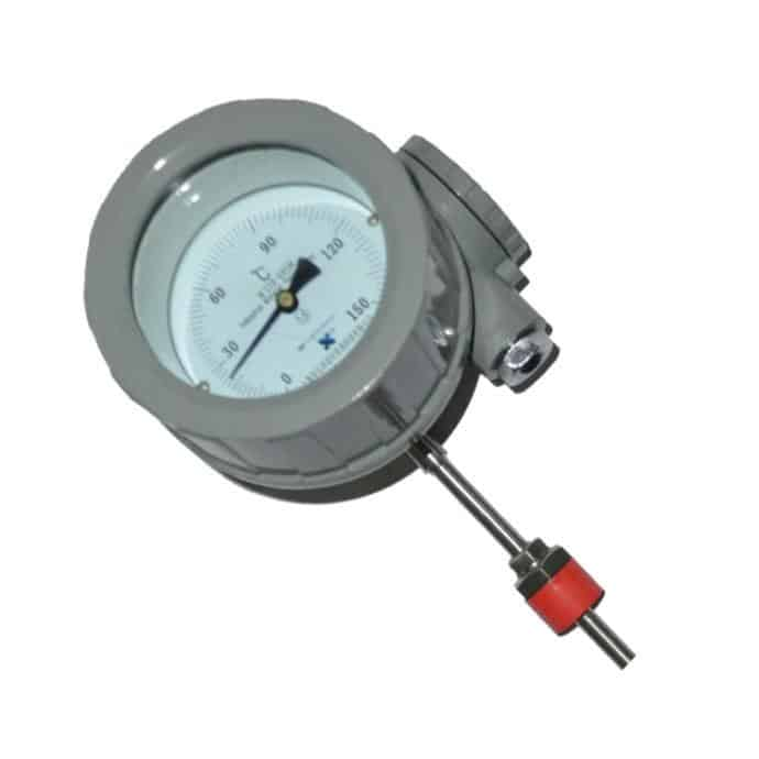 Explosion-proof-bimetal-thermometer