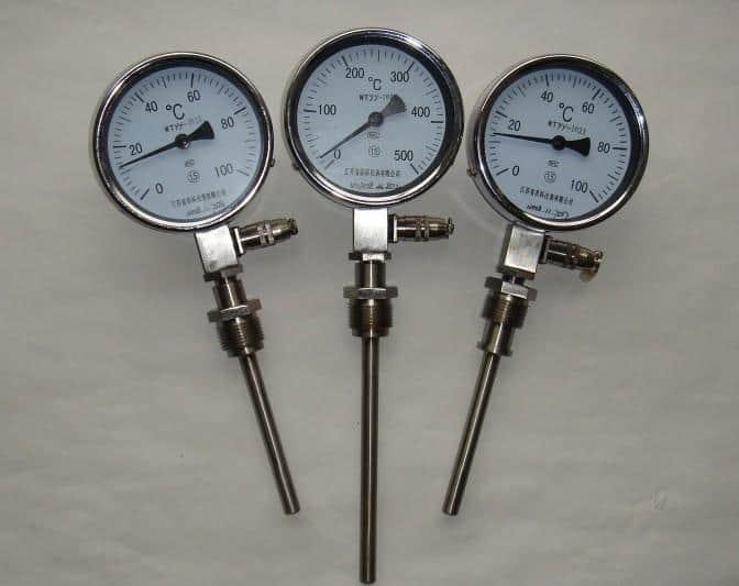 Remote-bimetal-thermometer