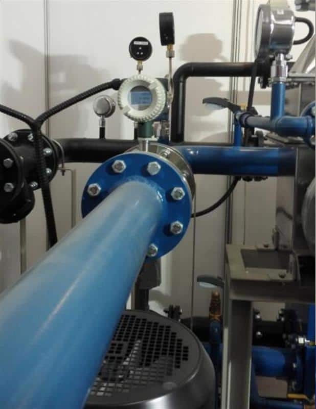 What is a water flow meter?