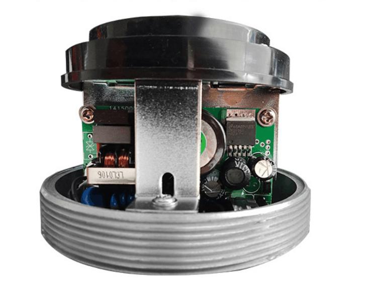 magnetic flow meter transmitter