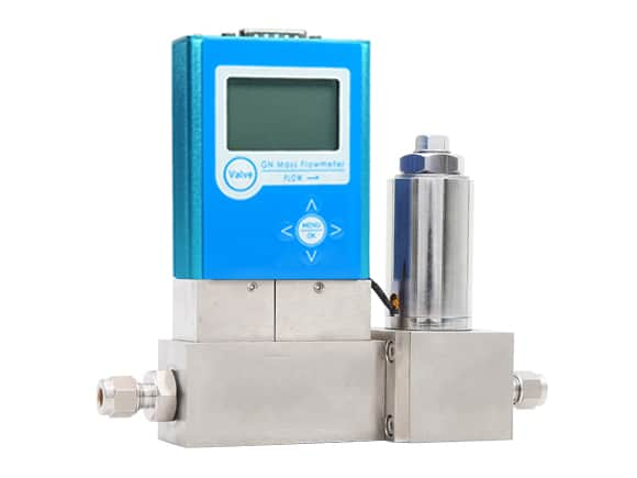 Air mass flow meter VS Controller
