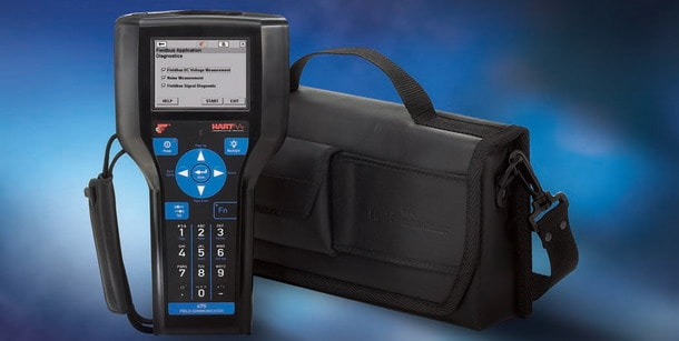 Emerson Hart 475 Field Communicator