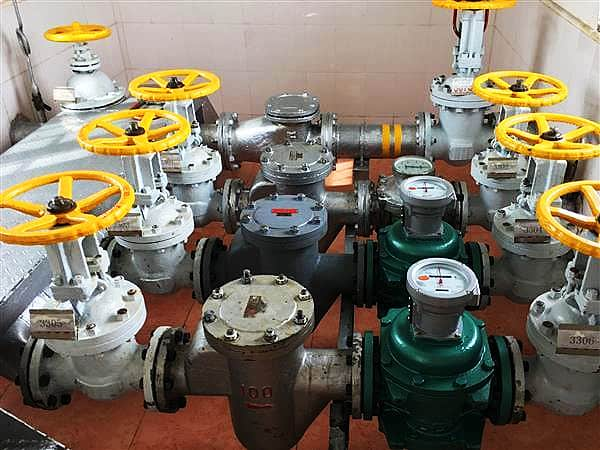 Industrial Oil Flow Meters