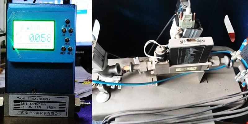 Liquid mass flow controller applications