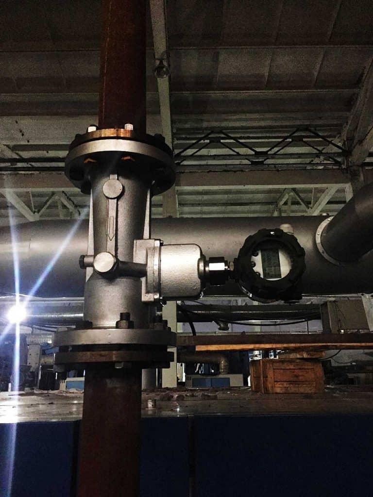 Industrial Inline Air Flow Meters