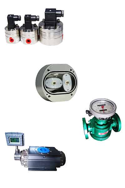 Positive Displacement Flow meter Technology