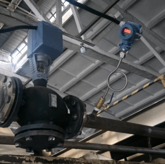 Steam Pressure Transmitter