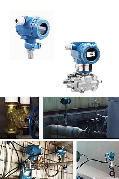 What is an air pressure transducer?