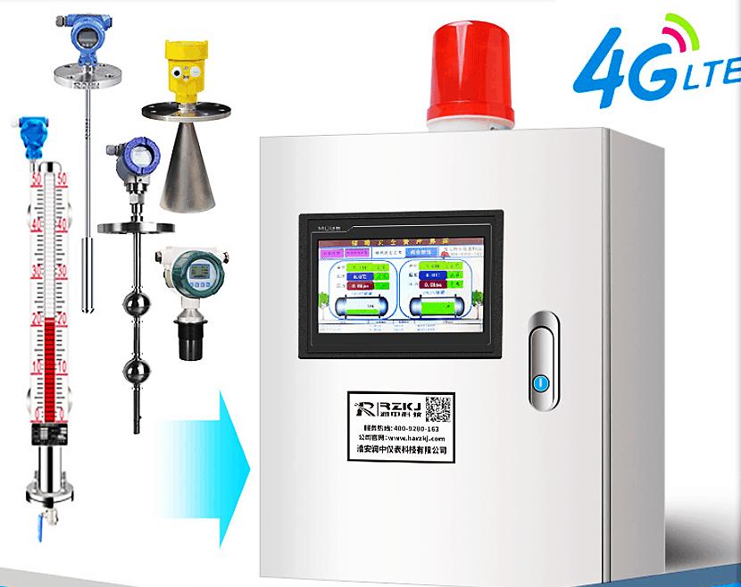 Wireless water tank level sensor