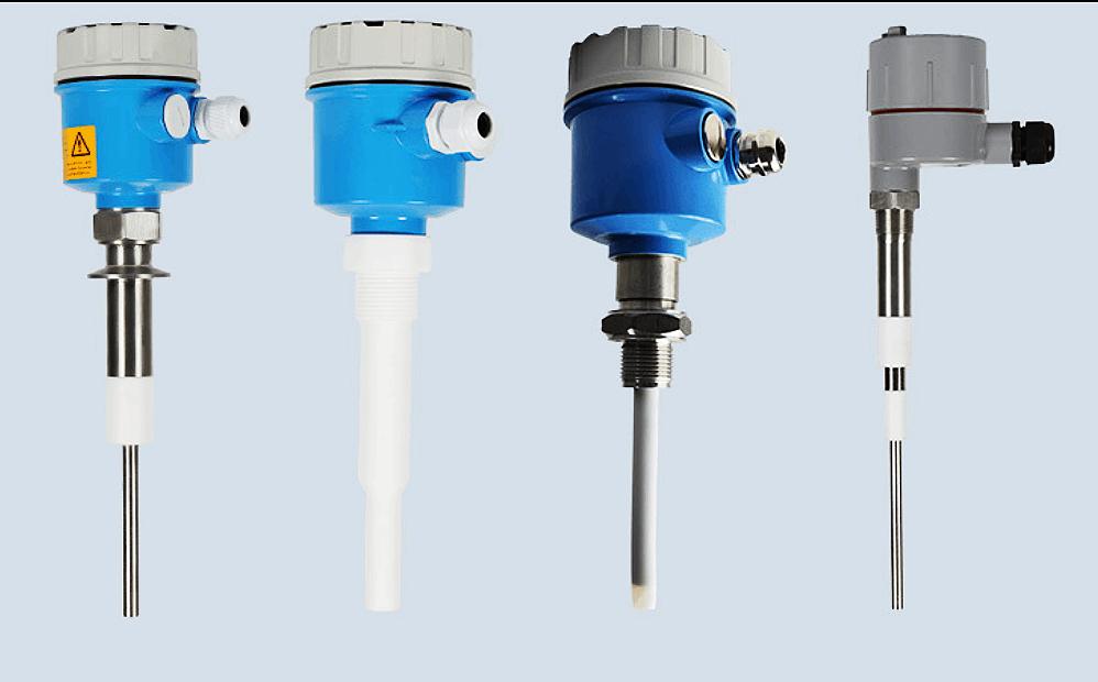 Capacitive liquid level sensor types 3
