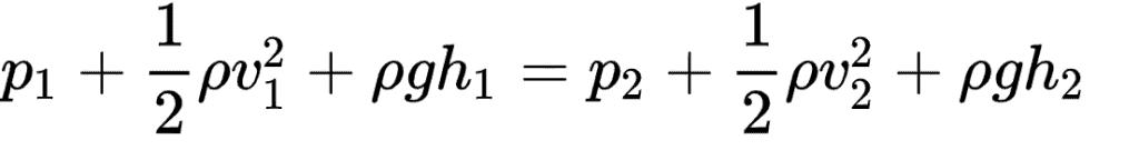 Flow Rate and Pressure Formula 2