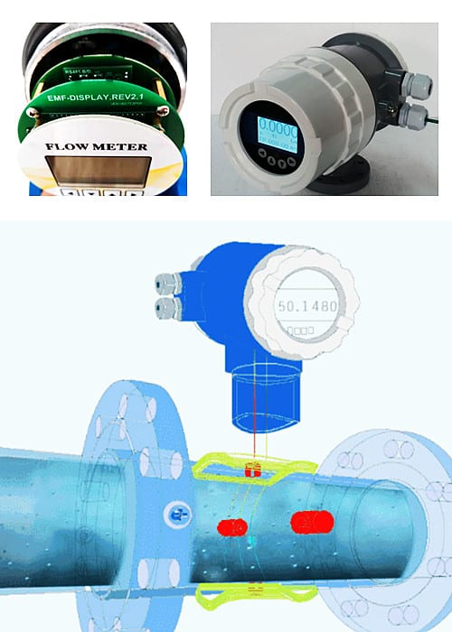 Flow Transmitter vs Flow Meter