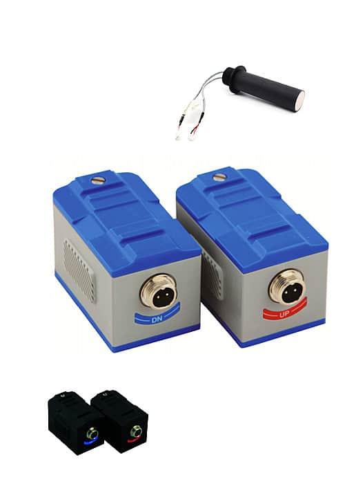 Ultrasonic Flow Detectors
