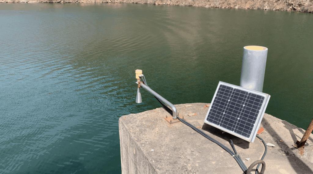 Radar Water Level Sensor