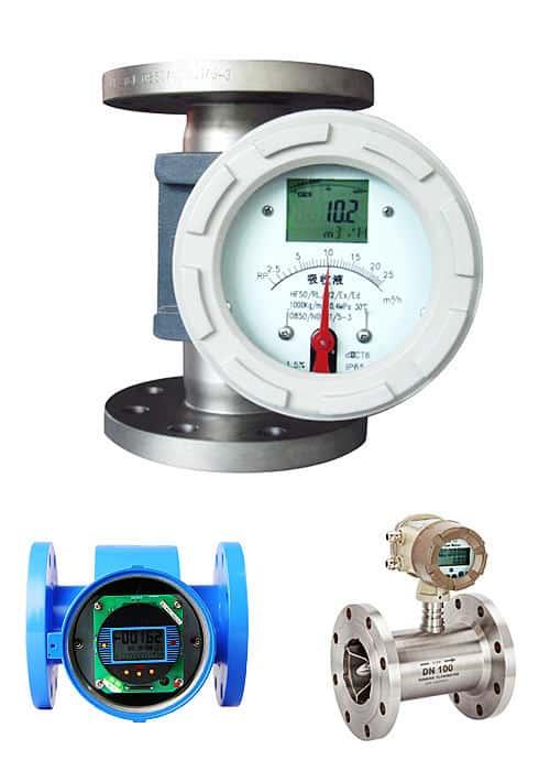 Velocity Flow Meters