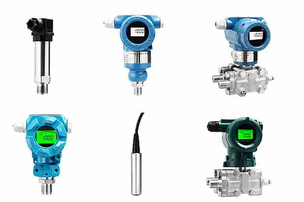 What is the pressure transmitter?
